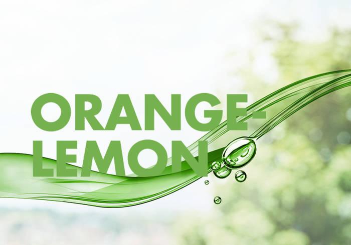 Elisabethen Vitamin Quelle Orange-Lemon Schriftzug