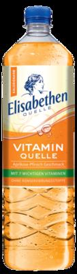 Elisabethen Vitamin Quelle Aprikose-Pfirsich 1,5 l PET Cycle