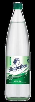 Elisabethen Quelle Medium 1,0 l Glas