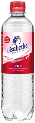 Elisabethen Quelle Pur 0,5 l PET Cycle