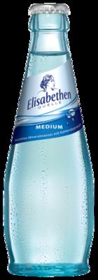 Elisabethen Quelle Medium Exclusiv 0,25 l Glas