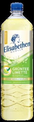 Elisabethen Quelle Grüntee-Limette 1,5 l PET Cycle