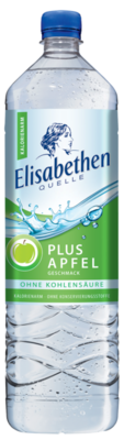 Elisabethen Quelle Plus Apfel 1,5 l PET Cycle