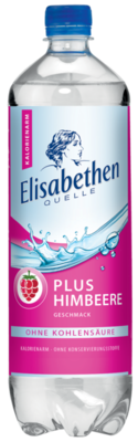 Elisabethen Quelle Plus Himbeere 1,0 l PET Einweg