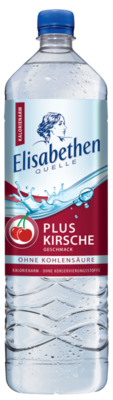 Elisabethen Quelle Plus Kirsche 1,5 l PET Cycle
