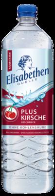 Elisabethen Quelle Plus Kirsche 1,5 l PET Cycle