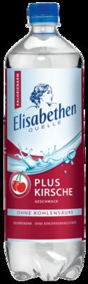 Elisabethen Quelle Plus Kirsche 1,0 l PET Einweg