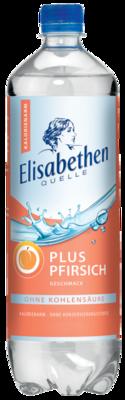 Elisabethen Quelle Plus Pfirsich 1,0 l PET Einweg