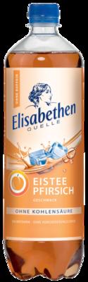 Elisabethen Quelle Eistee Pfirsich 1,0 l PET Einweg