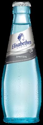 Elisabethen Quelle Spritzig Exklusiv 0,25 l Glas
