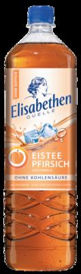 Elisabethen Quelle Eistee Pfirsich 1,5 l PET Cycle