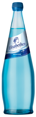 Elisabethen Quelle Medium Exclusiv 0,5 l Glas