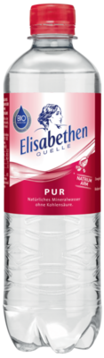 Elisabethen Quelle Pur 0,5 l PET Cycle