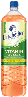 Elisabethen Vitamin Quelle Orange Lemon 1,5 l PET Cycle