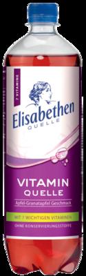 Elisabethen Vitamin Quelle Apfel-Granatapfel 1,0 l PET Einweg