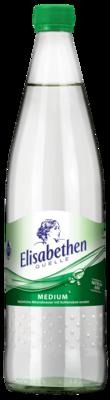 Elisabethen Quelle Medium 0.75 Liter GdB N2 Glas-Flasche